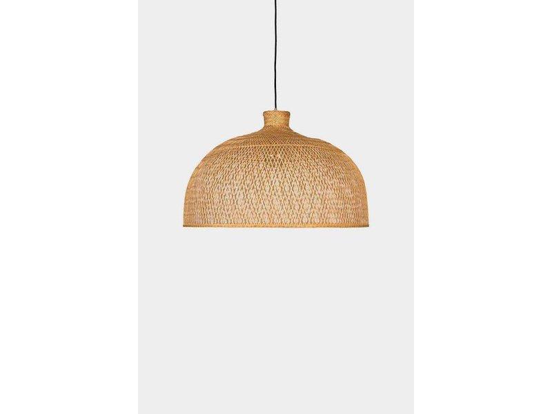 Design Ay Illuminate : Ay illuminate m hanging lamp natural bamboo living and co