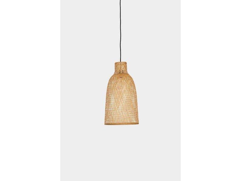Ay Illuminate Hængelampe M2 naturlige bambus ø30cm