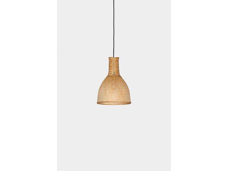 Ay Illuminate Hanging lamp M3 natural bamboo ø35cm