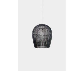 Ay Illuminate Hanglamp Buri bulb zwart ø60cm