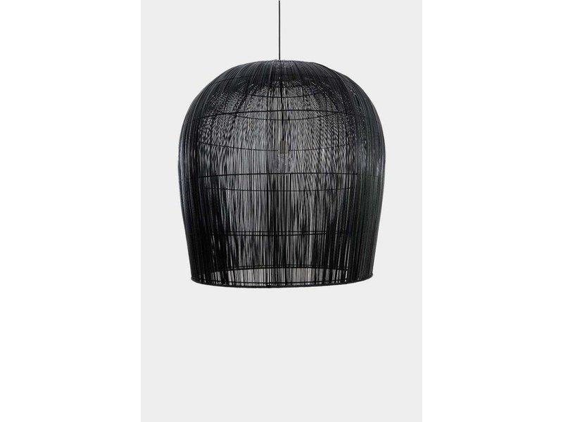 Ay Illuminate Hanglamp Buri bulb zwart ø79cm