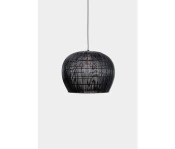 Ay Illuminate Hanging lamp Buri bulb black ø50cm
