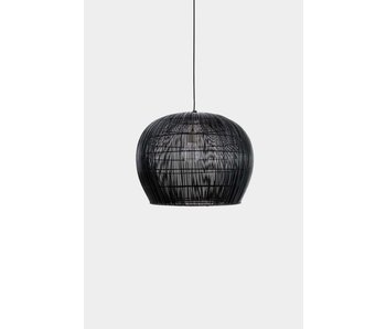 Ay Illuminate Hanglamp Buri bulb zwart ø50cm