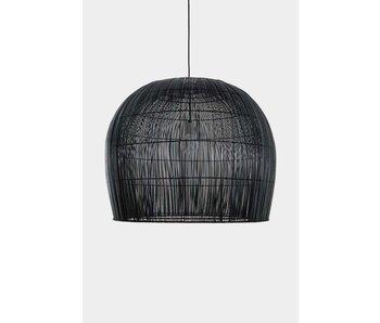 Ay Illuminate Suspension Buri ampoule noir ø76cm
