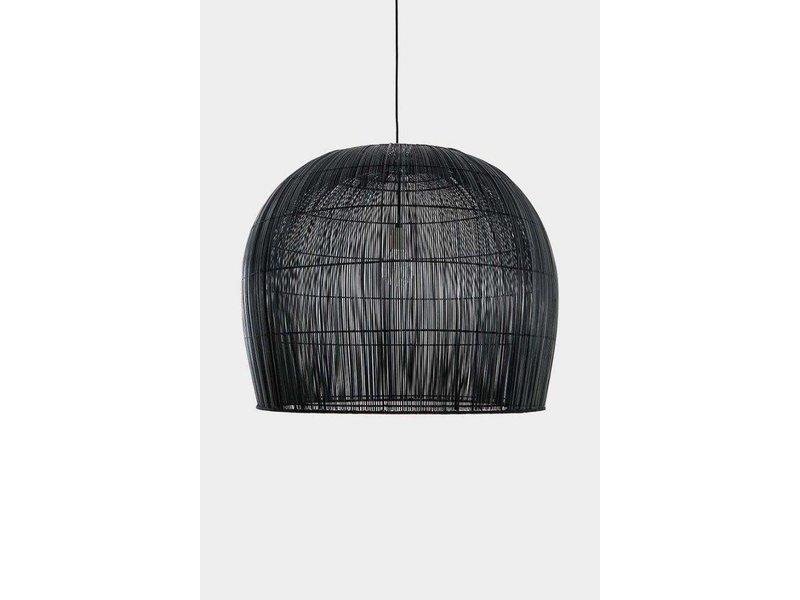 Ay Illuminate Hanglamp Buri bulb zwart ø76cm