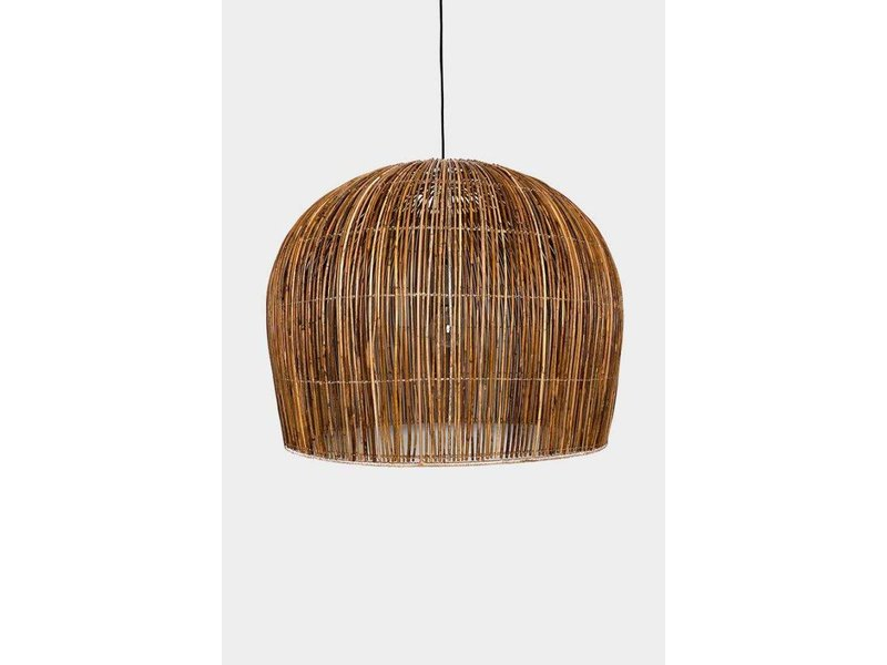 Ay Illuminate Hængelampe Buri pære naturlige rotting ø76cm
