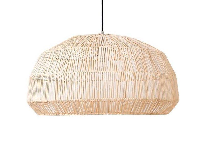 Ay Illuminate Hanglamp Nama 1 natural rotan ø72cm