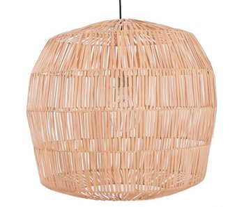 Ay Illuminate Hanging lamp Nama 4 natural rattan ø72cm