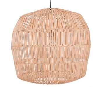 Ay Illuminate Hanglamp Nama 4 natural rotan ø72cm