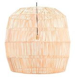 Ay Illuminate Hanging lamp Nama 5 natural rattan ø78cm
