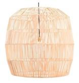 Ay Illuminate Hanglamp Nama 5 natural rotan ø78cm