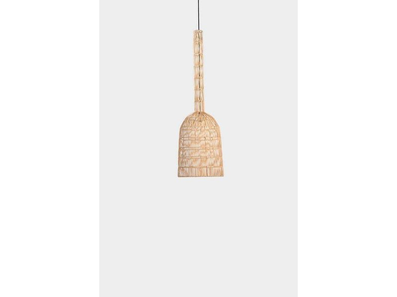 Ay Illuminate Hanging lamp Umut 2 natural rattan ø30cm