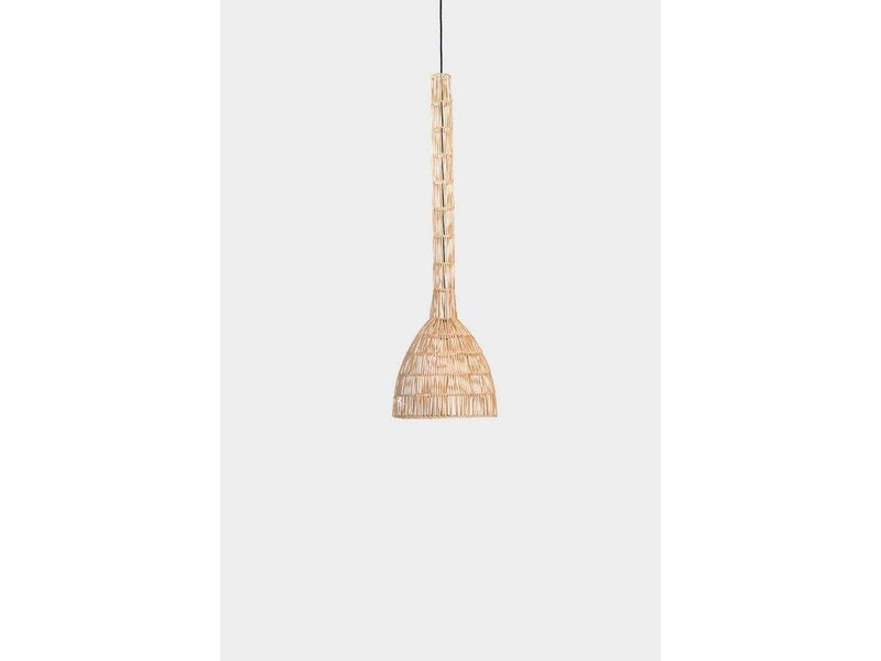Ay Illuminate Hanging lamp Umut 3 natural rattan ø35cm