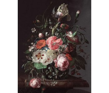 KEK Amsterdam Pannello per tappezzeria Golden Age Flowers