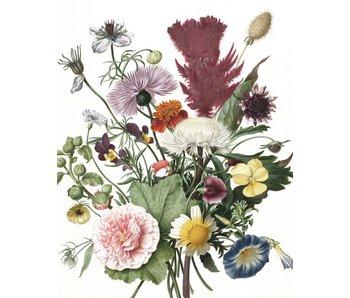 KEK Amsterdam Papier peint Fleurs sauvages
