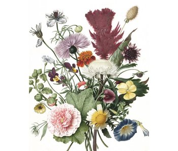 KEK Amsterdam Wallpaper Wilde Blumen