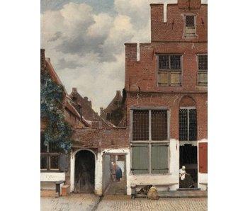 KEK Amsterdam Wallpaper panel Het Straatje