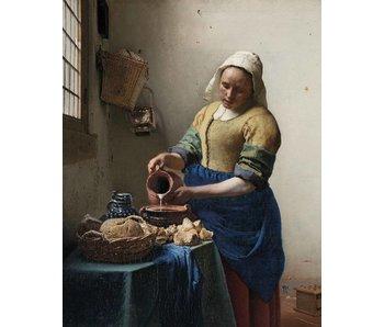 KEK Amsterdam Wallpaper panel The Milkmaid