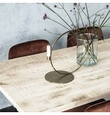 House Doctor Club tafel naturel hout