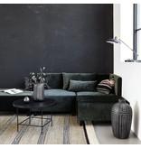 House Doctor Balans soffbord svart ø70cm
