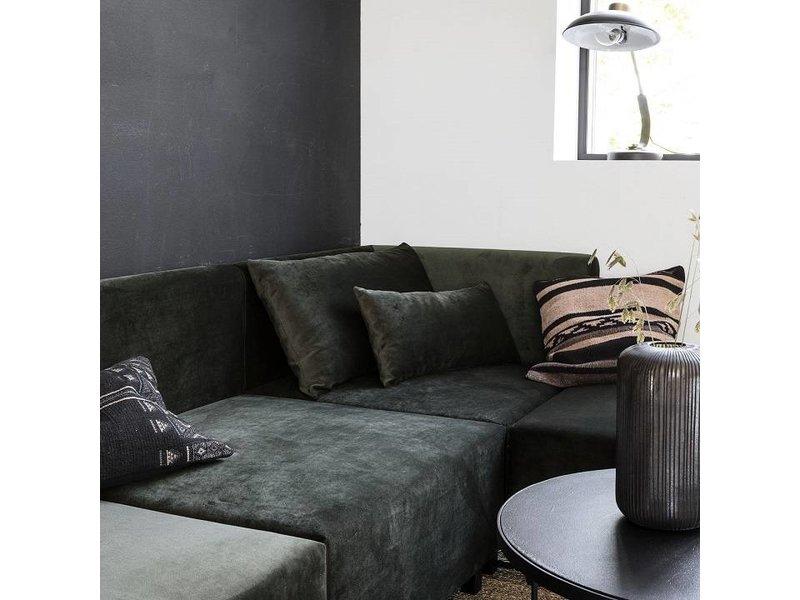 House Doctor Casa 10 bank velvet groen