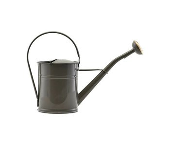 House Doctor Water watering can gray 2L