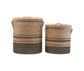 House Doctor Laundrey baskets set of 2