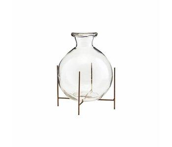 House Doctor Lana vase verre Ø15cm