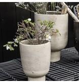 House Doctor Artist flowerpot beige Ø15cm