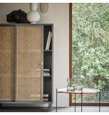 HK-Living Vase mat white