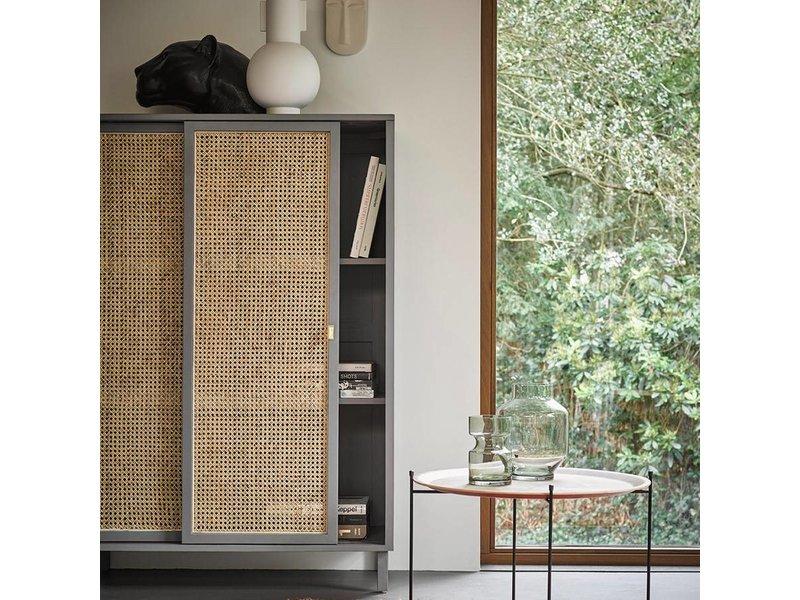 HK-Living Vase mat hvid