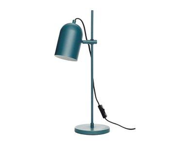 Hubsch Tischlampe grünes Metall