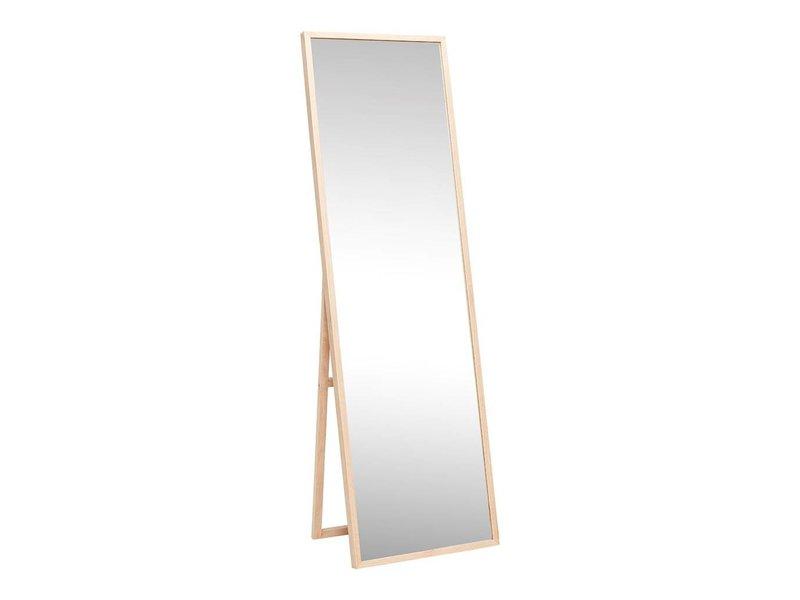 Hubsch Staande spiegel eiken