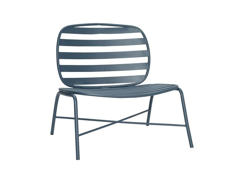 Hubsch Lounge stol grønt metall