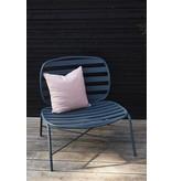 Hubsch Loungestoel groen metaal