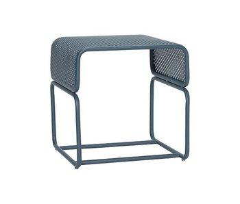 Hubsch Sidebord grøn metal