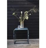 Hubsch Side table green metal