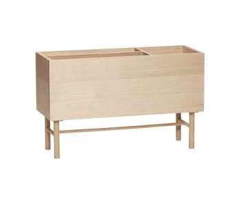 Hubsch Planter oak