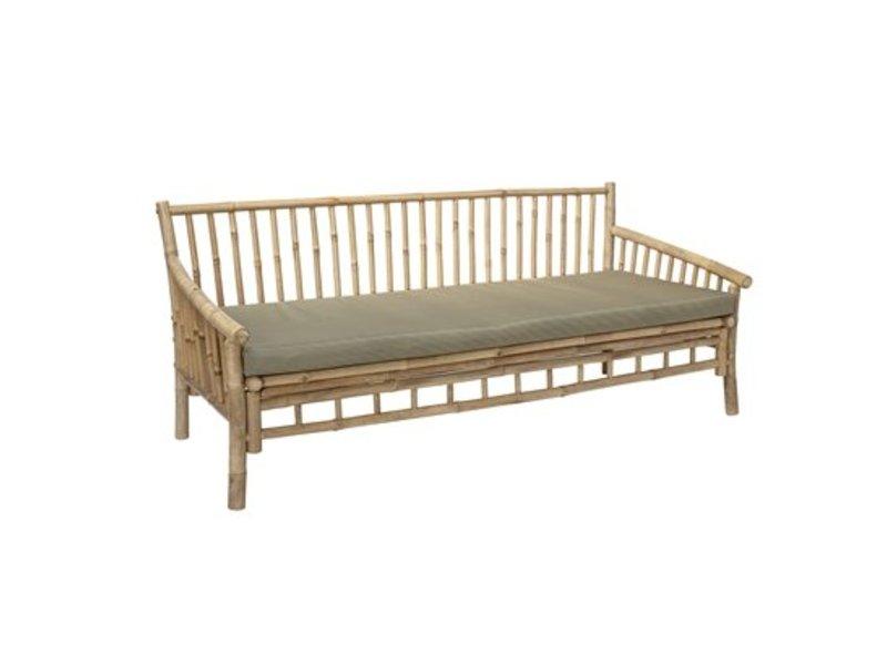 Bloomingville Sole sofa natural bamboo