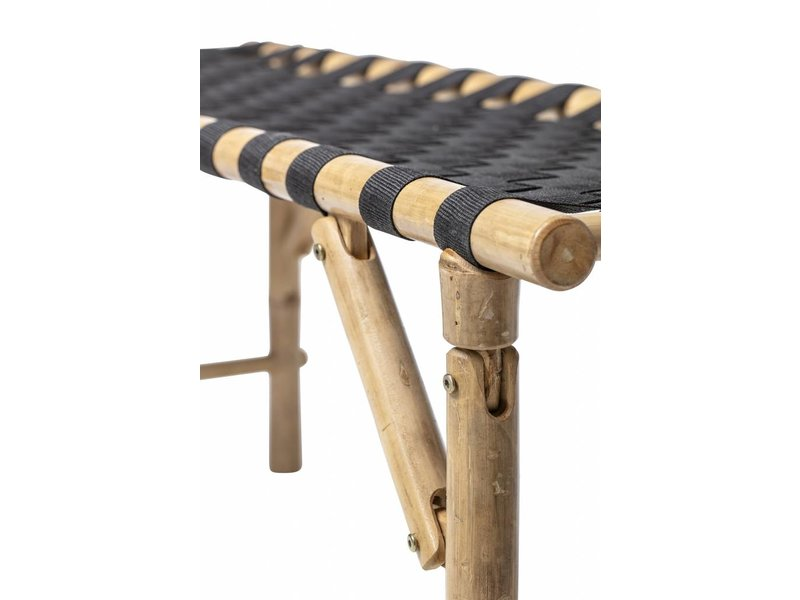 Bloomingville Vida sofa naturlig bambus