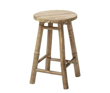 Bloomingville Sole stool natural bamboo