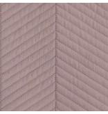 Bloomingville Plaid rosa 200x140cm