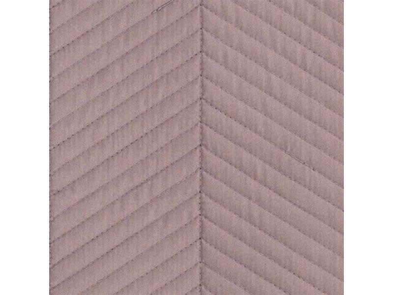Bloomingville Plaid roze 200x140cm