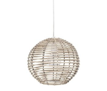 Bloomingville Hanging lamp natural cane