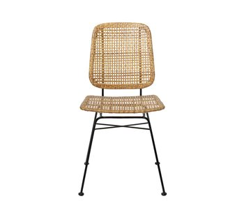 Bloomingville Laurel chair natural rattan