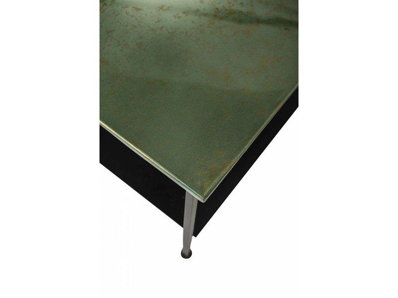 Bloomingville Bene salontafel groen metaal