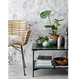 Bloomingville Bene sofabord grøn metal