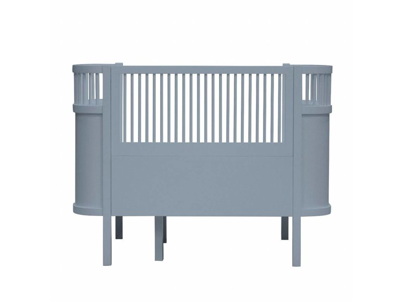 Sebra Bed ledikant forest lake blauw
