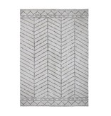 Bloomingville Rug white cotton 300x200cm