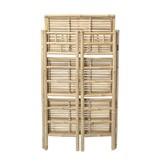 Bloomingville Mini Bamboe kast met planken